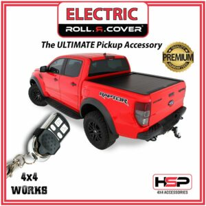 HSP Electric Roll R Roller Cover Ford Ranger PX PX2 PX3 Raptor 2011-on