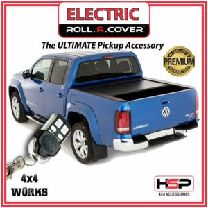 HSP Electric Roll R Roller Cover Volkswagen VW Amarok Dual Cab 2010-on