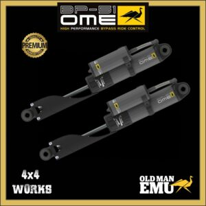 """Old Man Emu OME BP-51 Bypass Shock Absorbers Ford Ranger PX3 2019-on - 2"""" 50mm Rear Pair"""