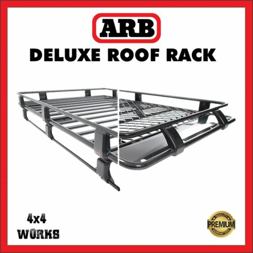ARB Roof Rack Toyota Land Cruiser 79 1984-on Deluxe 1020x1250mm