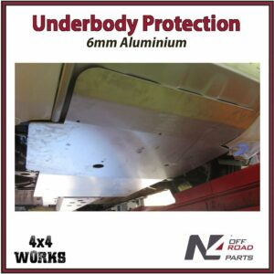 N4 Skid Plate Underbody Protection Ford Kuga 4x4 2016-on Front Bash Guard