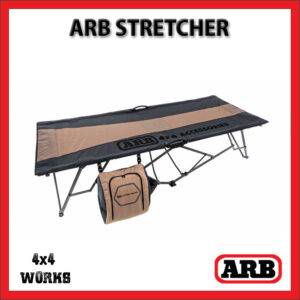 ARB Stretcher Camp Bed Swag