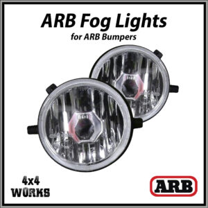 ARB Fog Lights for ARB Bumpers - Pair (Type 2)