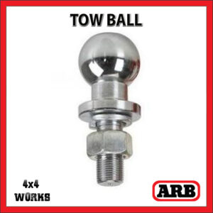 ARB Tow Ball Stainless Steel 3500kg