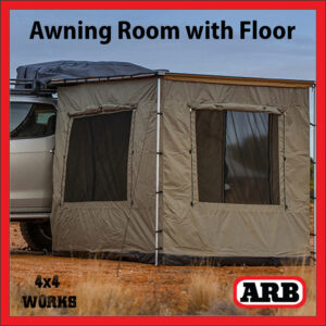 ARB Awning Room with Floor 2500x2100mm