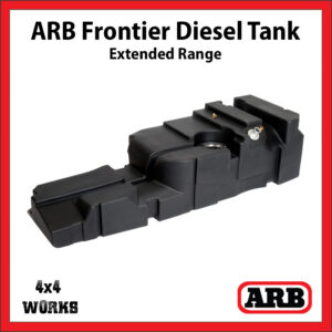 ARB Frontier Long Range Extended Diesel Fuel Tank Toyota Hilux 2015-on