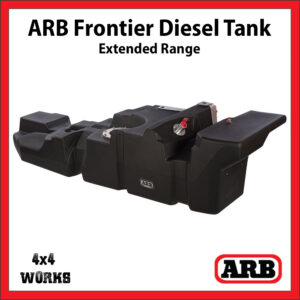 ARB Frontier Long Range Extended Diesel Fuel Tank Ford Ranger PX PX2 PX3 2011-on