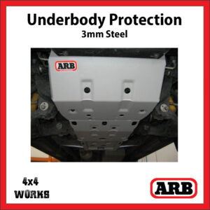 ARB Underbody Protection Kit UVP Toyota Hilux 2005-15 Bash Skid Plate