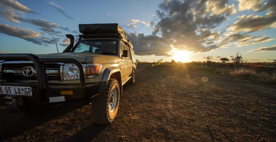 Top 4x4 offroad vehicle
